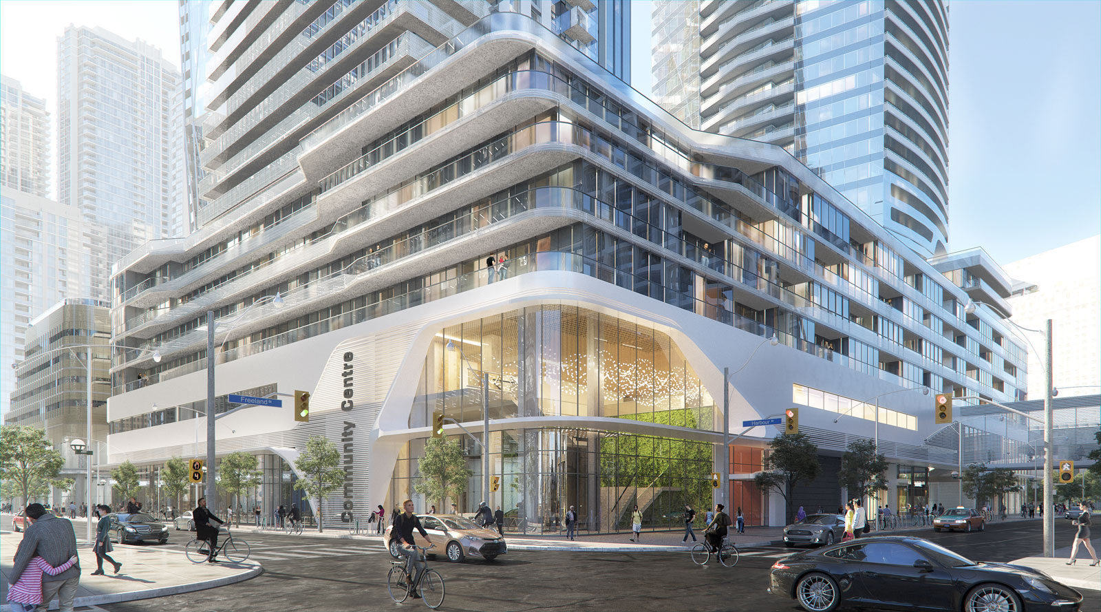 Image result for one yonge condos path